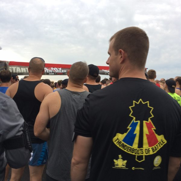 2016 Army 10 Miler