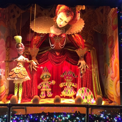 Saks Fifth Avenue Holiday Window