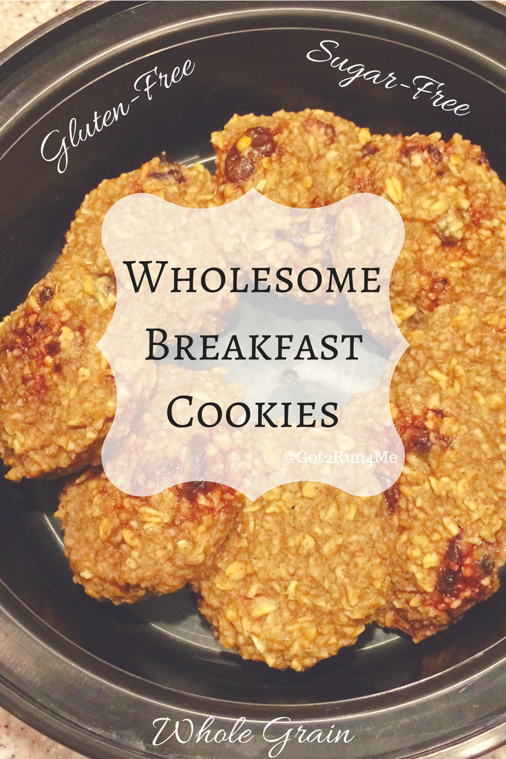 Wholesome Breakfast Cookie Recipe