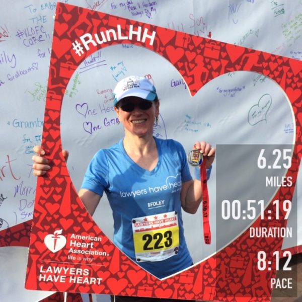 2017 Lawyers Have Heart 10K