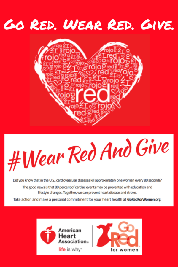 Five Whys To Go Red For Women : Got2Run4MeRunning With